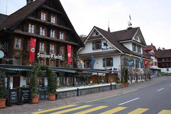 Swiss Chalet Alberta 390 Baseline Rd Restaurant