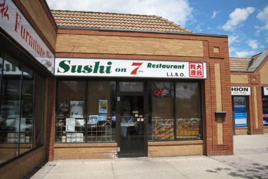 Sushi on 7