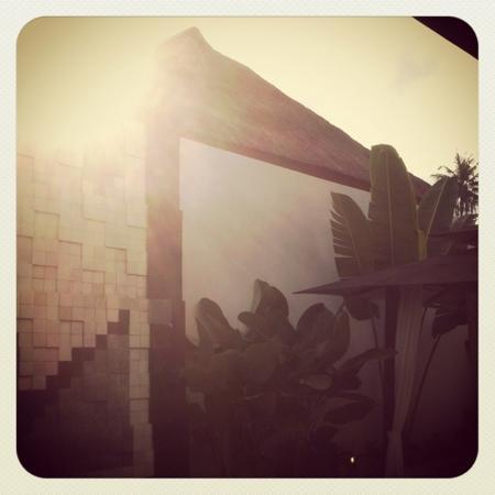 Amor Bali Villa: rising sun