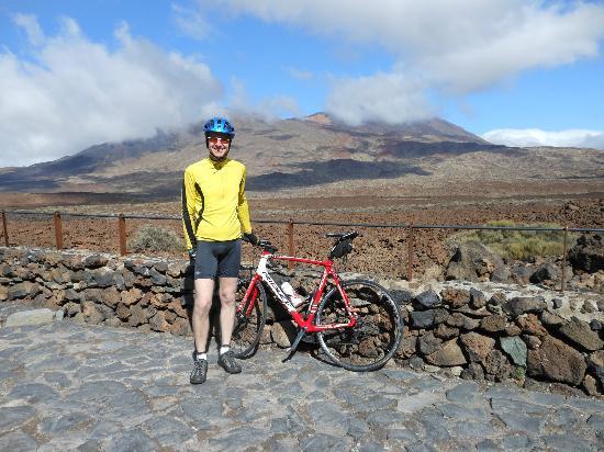 Bike Point El Medano: Mount Tiede