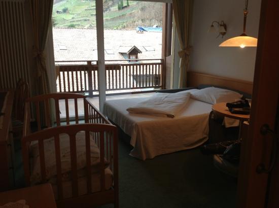Sittnerhof Hotel: suite- salottino