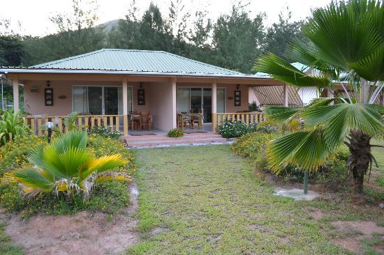 Villa Gaiarda: villa cousine e villa couriese