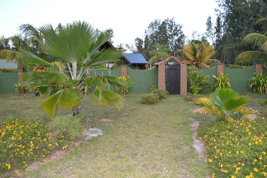 Villa Gaiarda: il giardino