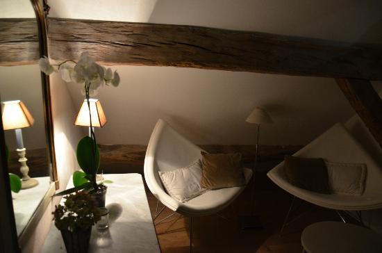 La Grange a Nicolas : our room : rosées matinales
