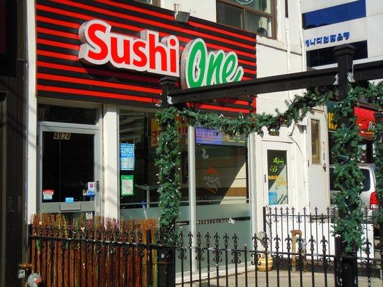 Sushi One Photo