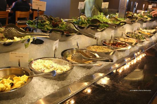 The Buffet At River Rock