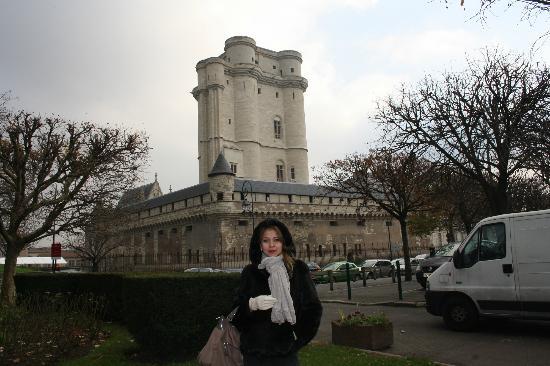 Hotel Donjon Vincennes: _