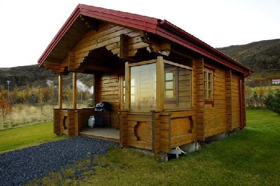 Nupar : cabin for 2