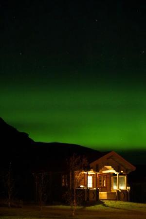 Aurora over Nupar