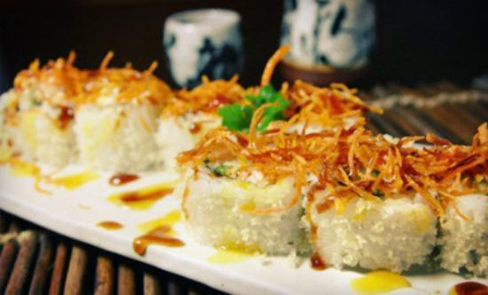 Hanabi Japanese Sushi Restaurant Foto