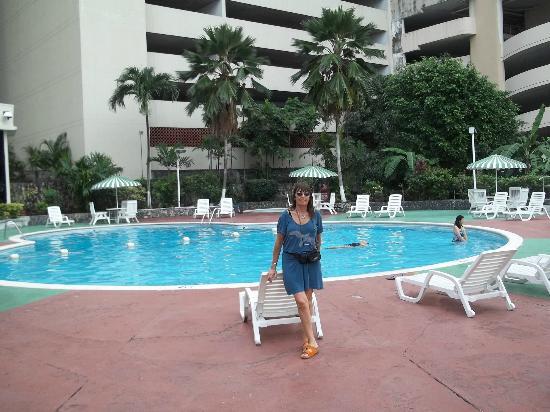 بلازا بايتيلا إن هوتل: piscina 