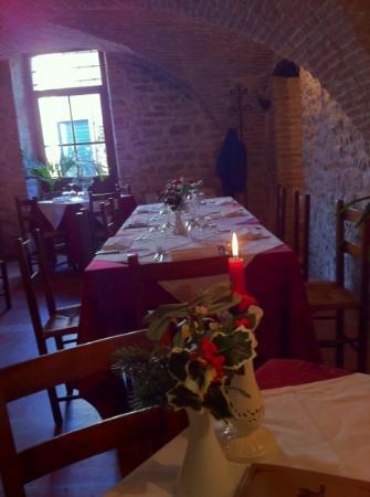 Il Convento - Antica Dimora Francescana Sec. XIII: sala da pranzo