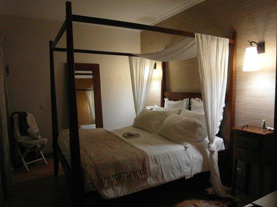 Hotel Parque das Laranjeiras : Bedroom