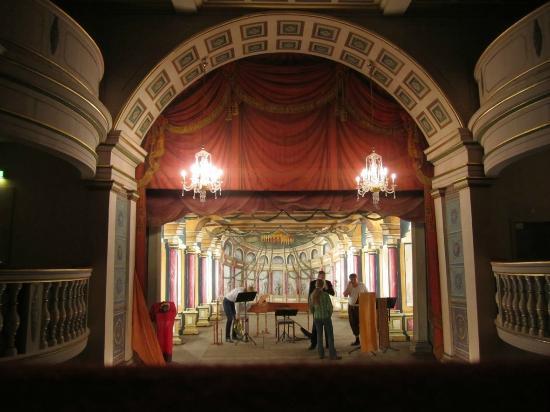 Schloss Friedenstein: Barocktheater