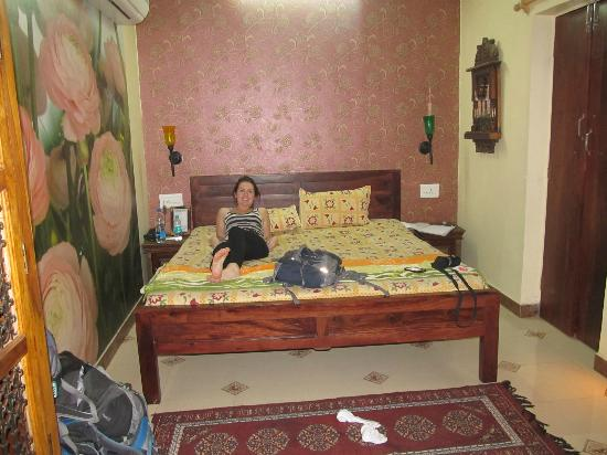Hem Guest House: Our room