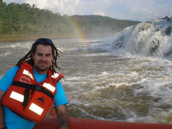 Los Saltos del Mocona: Increible lugar !!!