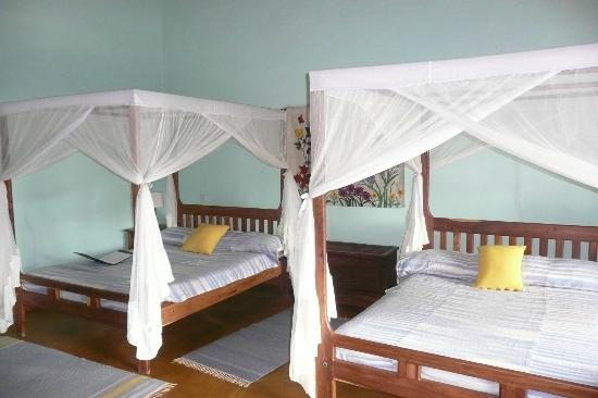 Tloma Mountain Lodge, Tanganyika Wilderness Camps: Beds