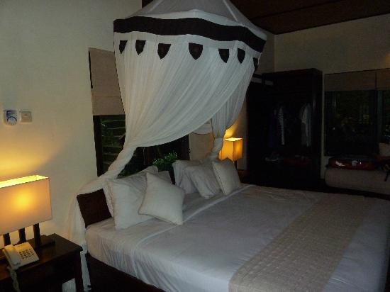 Villa Indah Ubud: Bed room