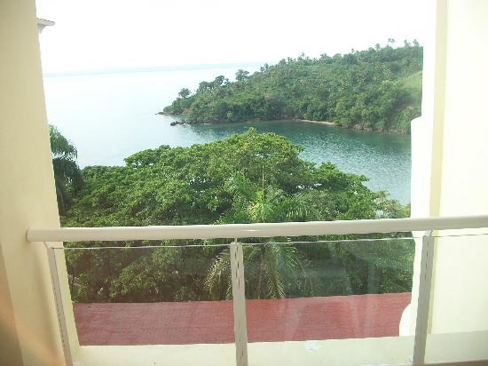 Grand Bahia Principe Cayacoa: de ma chambre 