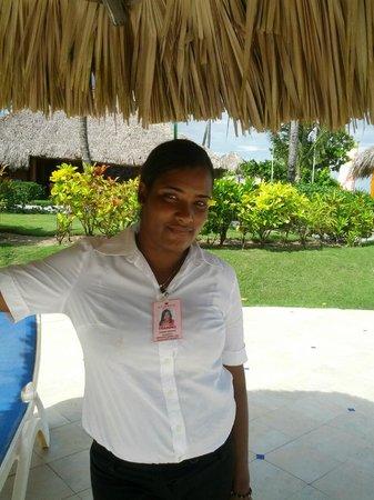 Majestic Colonial Punta Cana: Yahaira