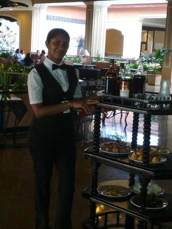 Hotel Majestic Colonial Punta Cana: Mirulgis