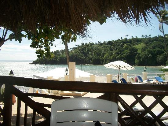 Grand Bahia Principe Cayacoa: prise a partir du snack bar