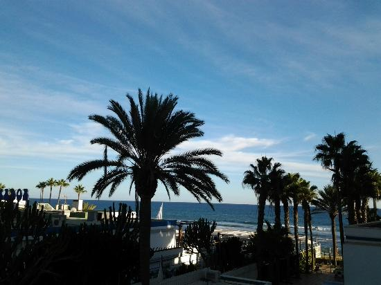 IFA Faro Hotel : Zimmeraussicht