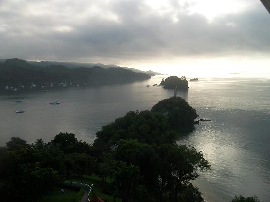 Grand Bahia Principe Cayacoa: paysage vue de l hotel