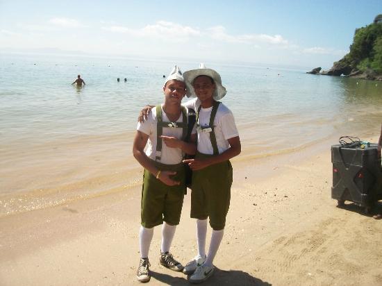 Grand Bahia Principe Cayacoa: les employés G.O