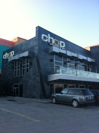 Chop Steakhouse & Bar