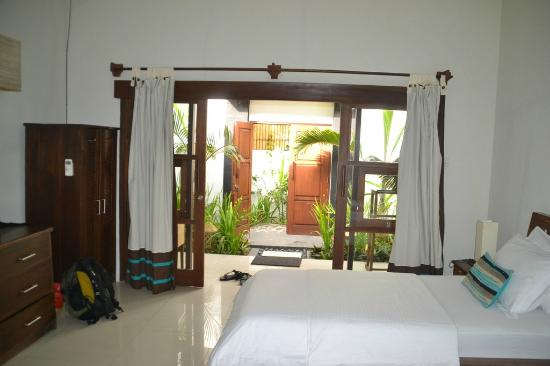 Tir Na Nog Gili Trawangan Accommodation: Deluxe Room