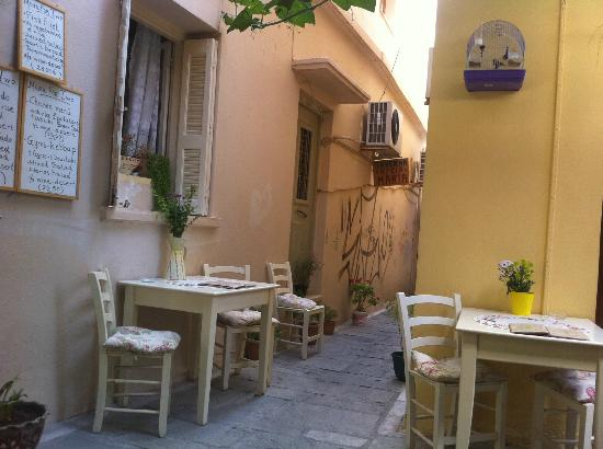 Youth Hostel Rethymno: arround