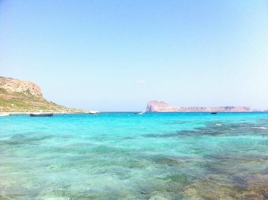Youth Hostel Rethymno: balos beach