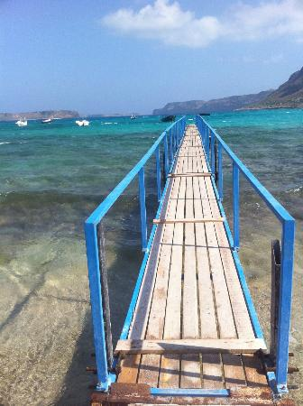 Youth Hostel Rethymno: balos