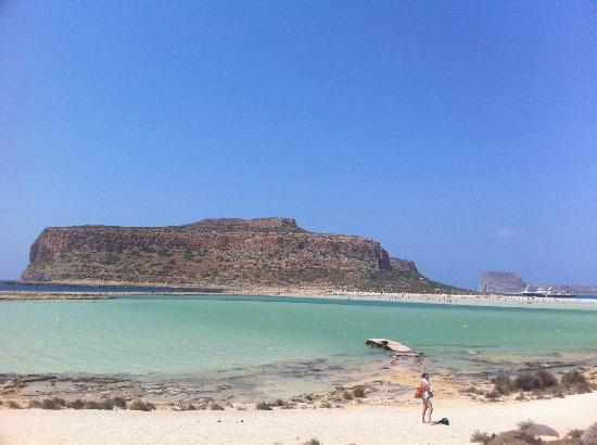 Rethymno Youth Hostel: balos beach