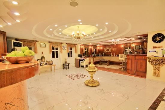 Historia Hotel: Looby