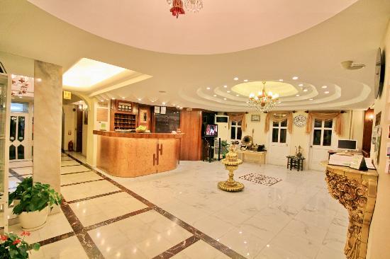 Historia Hotel: Lobby