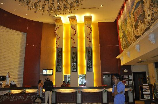 Hotel Elizabeth Cebu: lobby