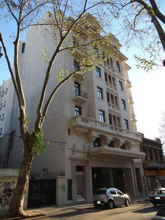 Esplendor Hotel Cervantes: Fachada do hotel
