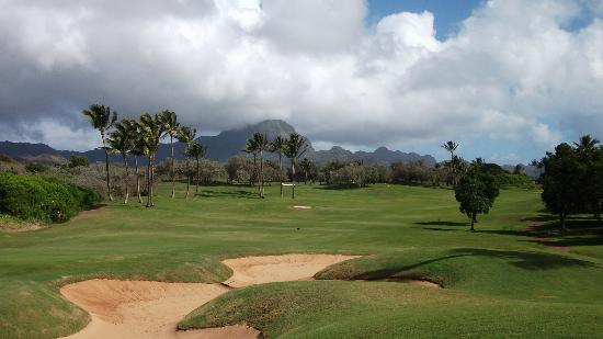 Poipu Bay Resort Golf Course: Beautiful course!