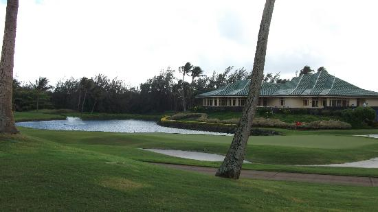 Poipu Bay Resort Golf Course: Club house