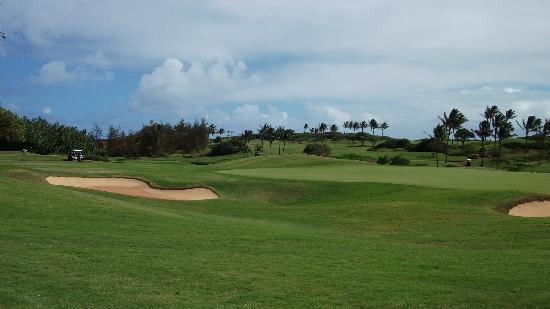 Poipu Bay Resort Golf Course: Great course!