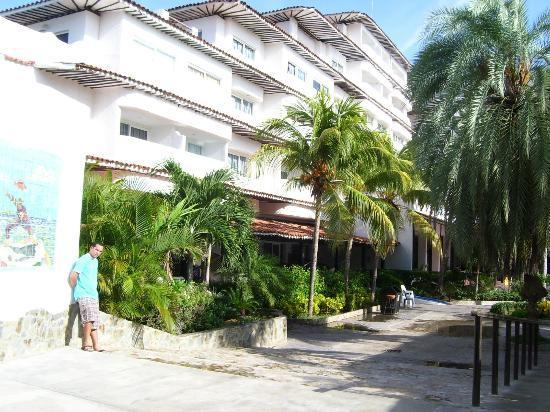 Isla Caribe Beach Hotel: Edificio área Tropical