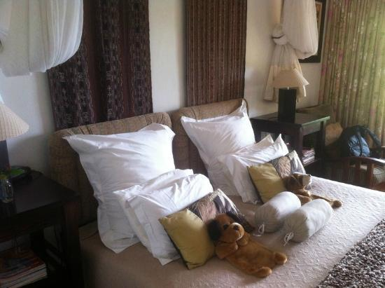 Ambience Inn: chambre