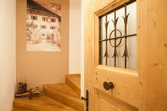 Sittnerhof Agriturismo: Eingang - entrata