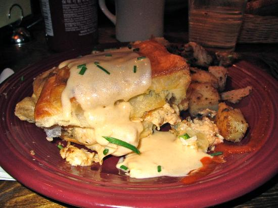 Scramble Egg,Lobster,Puff Pastry-Millie's