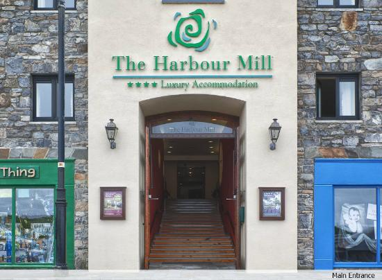 Harbour Mill: Main Entrance