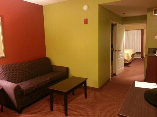 Comfort Suites East: Deluxe Suite