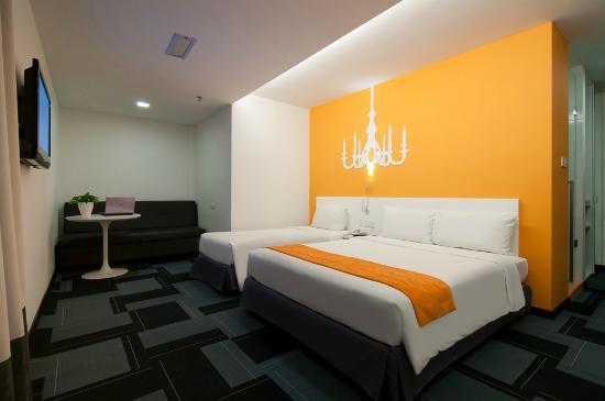 Citrus Hotel Johor Bahru: Club Family Suite