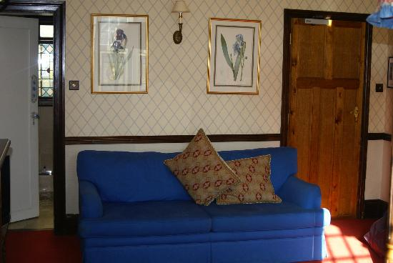 Montagu Arms Hotel: Room 3